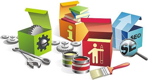Основні етапи створення сайту